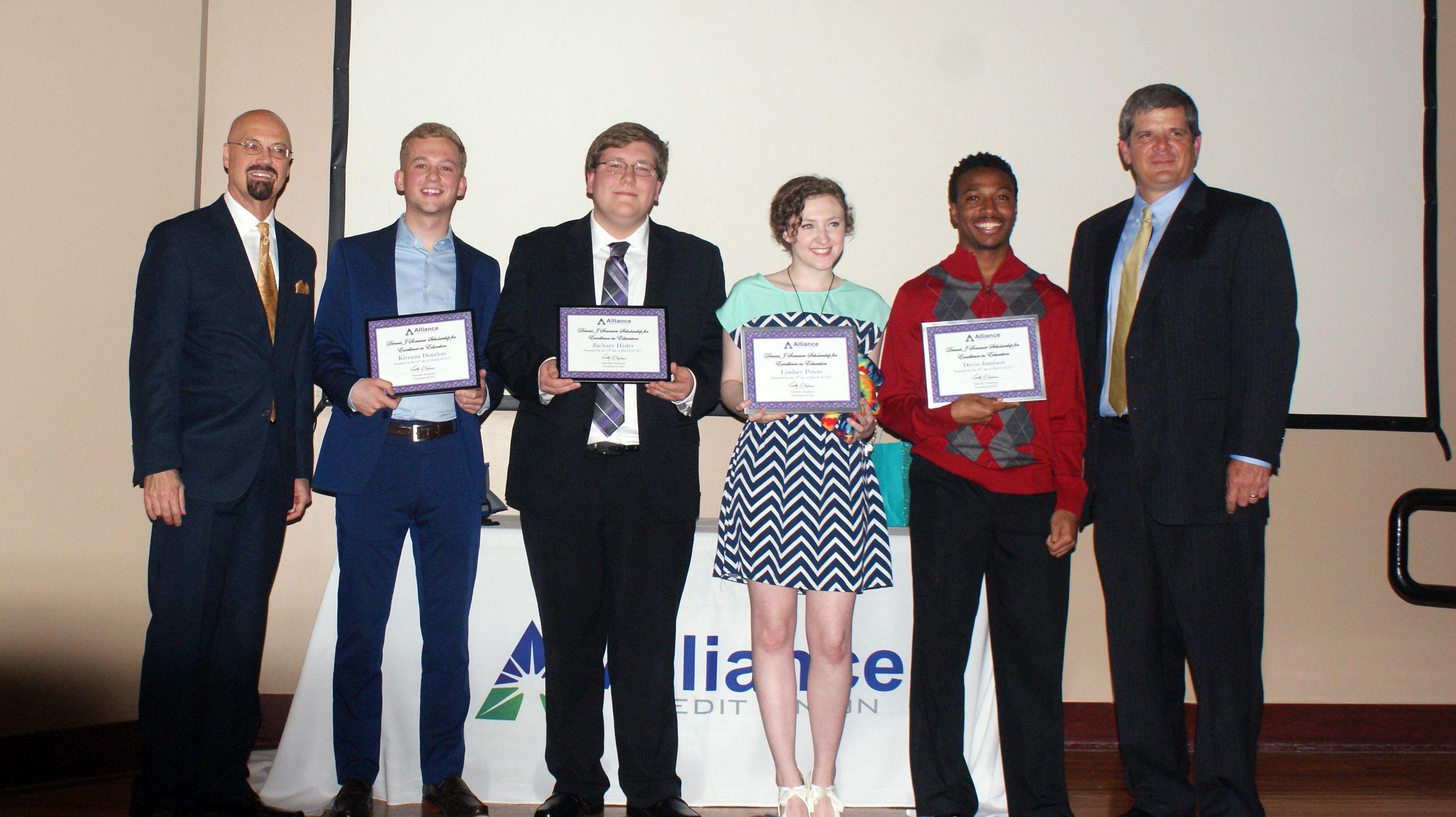 Alliance Scholarship Winners 17